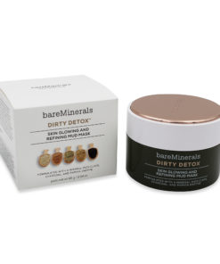 bareMinerals Dirty Detox Skin Glowing and Refining Mud Mask 2.04 oz