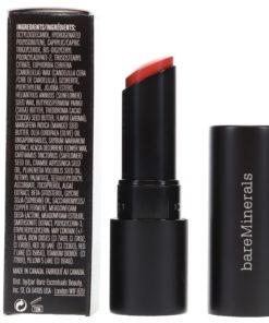 bareMinerals Gen Nude Radiant Lipstick Notorious 0.12 oz