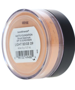 bareMinerals Loose Powder Matte Foundation SPF 15 Light Beige 09 0.28 oz