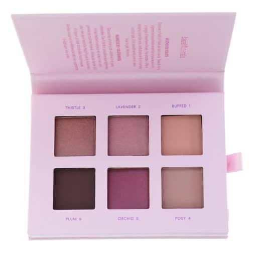 bareMinerals Mineralist Eyeshadow Palette Heathered 0.04 oz