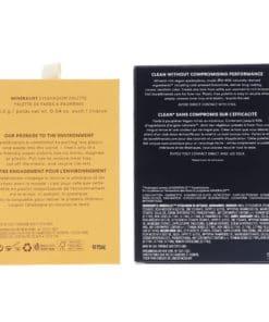 bareMinerals Mineralist Eyeshadow Palette Sunlit 0.04 oz