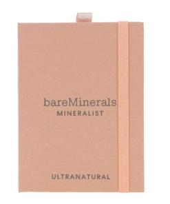 bareMinerals Mineralist Eyeshadow Palette Ultranatural 0.04 oz