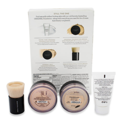 bareMinerals Nothing Beats the Original Complexion Kit Fairly Light 03