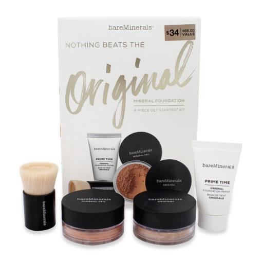 bareMinerals Nothing Beats the Original Complexion Kit Medium Tan 18