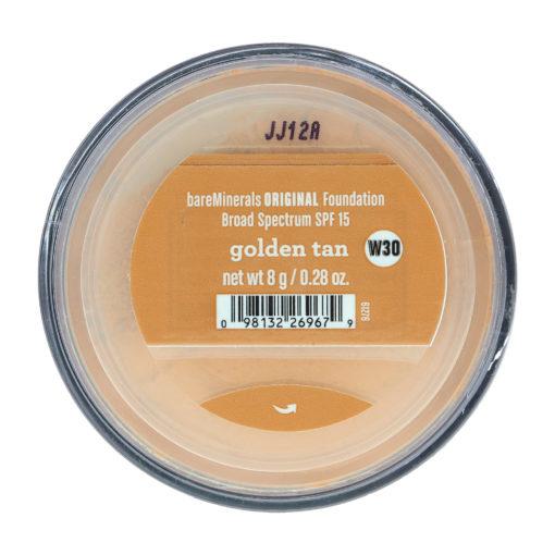 bareMinerals Original Foundation Broad Spectrum SPF 15 Golden Tan 20 0.28 oz