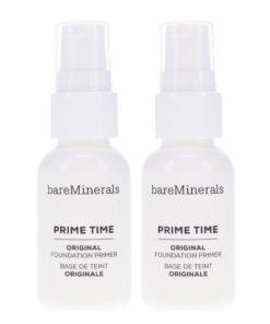 bareMinerals Original Prime Time Foundation Primer 1 oz 2 Pack