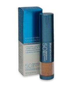 Colorescience Sunforgettable Brush on Sunscreen SPF 50 Deep 0.21 oz
