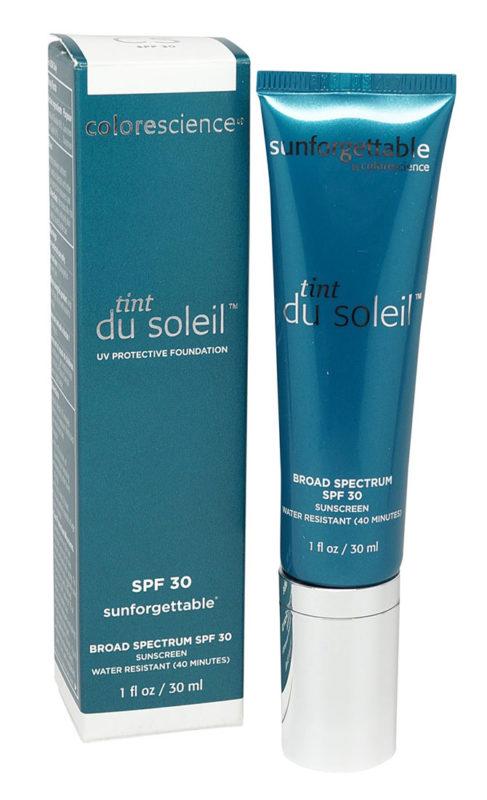 Colorescience Tint du Soleil SPF 30 UV Protective Foundation Deep 1 Oz