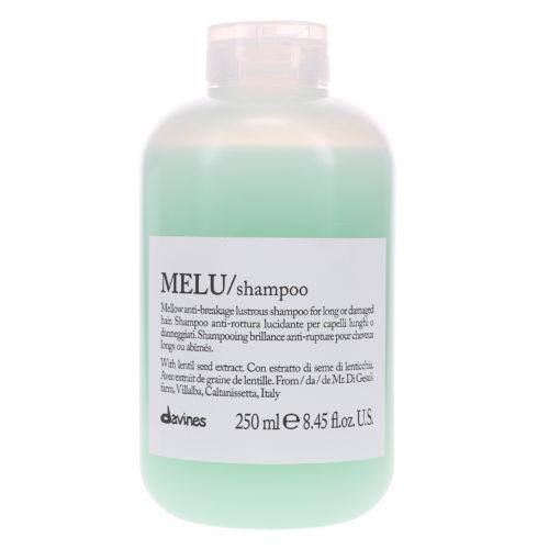 Davines MELU Shampoo 8.45 oz & MELU Conditioner 8.45 oz Combo Pack