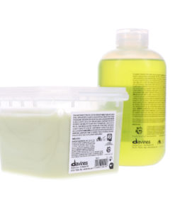 Davines MOMO Moisturizing Shampoo 8.45 oz & MOMO Moisturizing Conditioner 8.45 oz Combo Pack