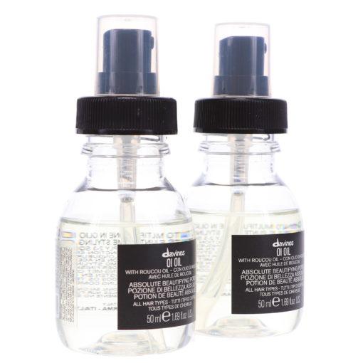 Davines OI Oil 1.69 oz 2 Pack