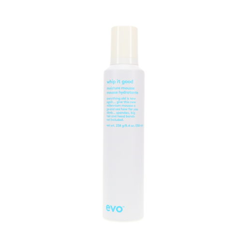 EVO Whip It Good Styling Mousse 8.4 oz