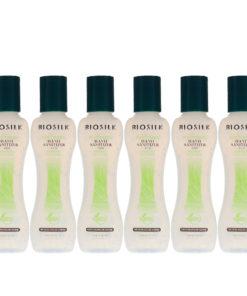 Biosilk Aloe Vera Hand Sanitizer 2.2 oz 6 Pack