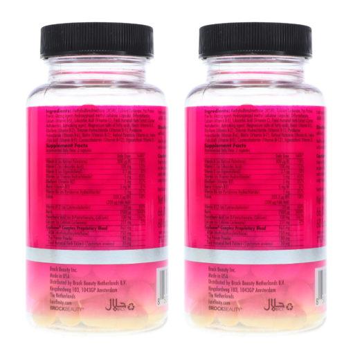 HAIRFINITY Healthy Hair Vitamins 60CT - 2 Pack