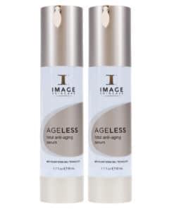 IMAGE Skincare Ageless Total AntiAging Serum 1.7oz 2 Pack