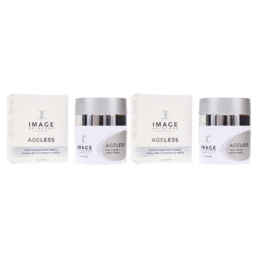 IMAGE Skincare Ageless total overnight retinol masque 1.7 oz 2 Pack