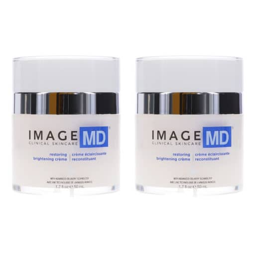 IMAGE Skincare MD Restoring Brightening Creme with ADT Technology 1.7 oz 2 Pack