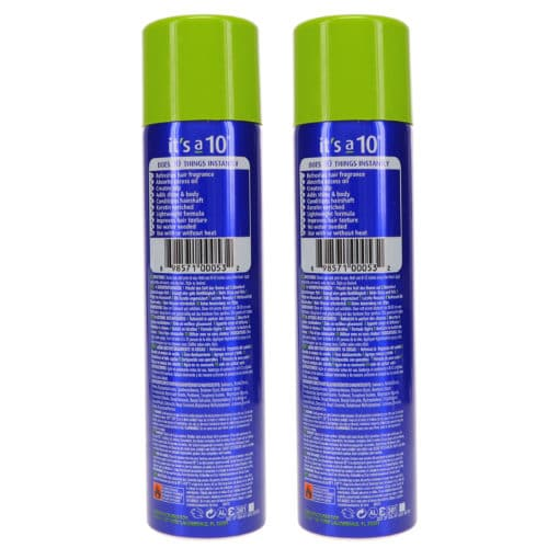 It's a 10 Miracle Dry Shampoo Conditioner In One 6 oz 2 Pack