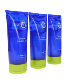 It's a 10 Miracle Firm Hold Gel 5 oz 3 Pack