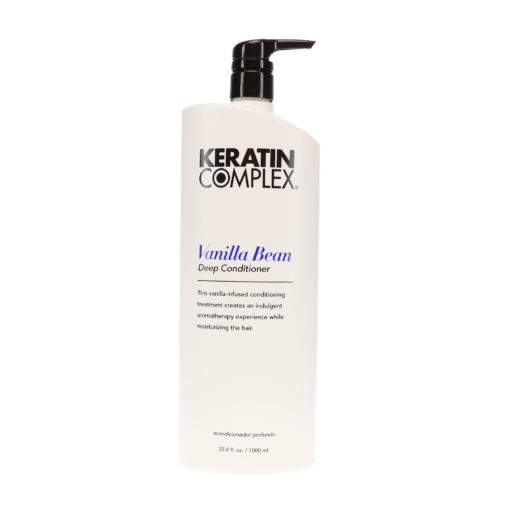 Keratin Complex Vanilla Bean Conditioner 33.8 oz