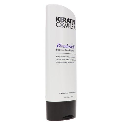 Keratin Complex Blondeshell Debrass Conditioner 13.5 oz