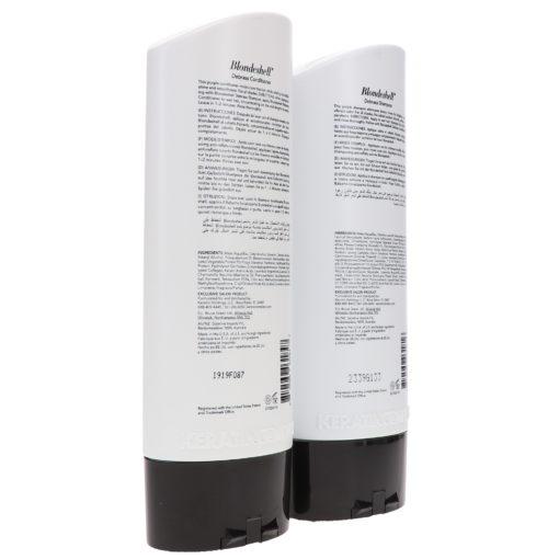 Keratin Complex Blondshell Debrass Shampoo 13.5 oz & Blondeshell Debrass Conditioner 13.5 oz Combo Pack