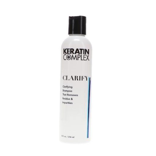 Keratin Complex Clarifying Shampoo 8 oz