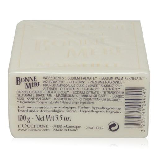 L'Occitane Bonne Mere Soap Milk 3.5 oz