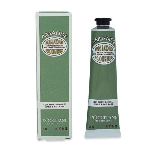 L'Occitane Almond Delicious Hands 2.6 oz