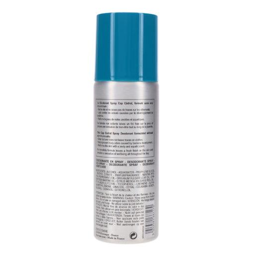 L'Occitane Cap Cedrat Spray Deodorant 4.3 oz