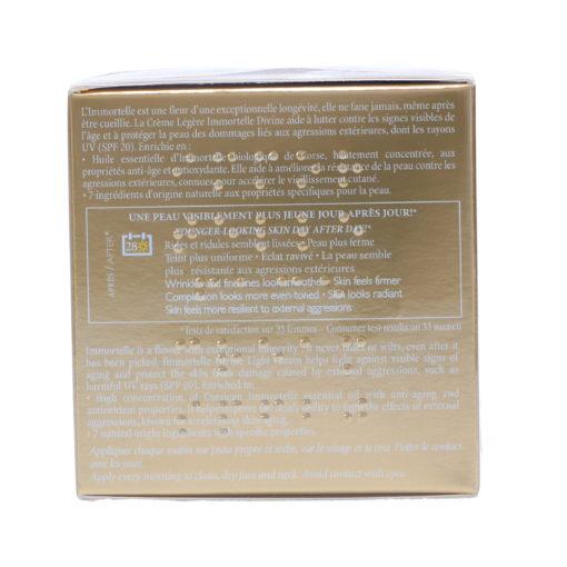 L'Occitane Immortelle Divine Cream SPF20 1.7 oz