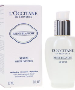 L'Occitane Reine Blanche White Infusion Serum 1 oz