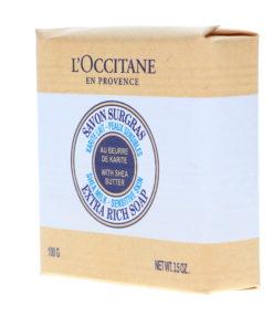L'Occitane Shea Butter Extra Gentle Soap Milk 3.5 oz