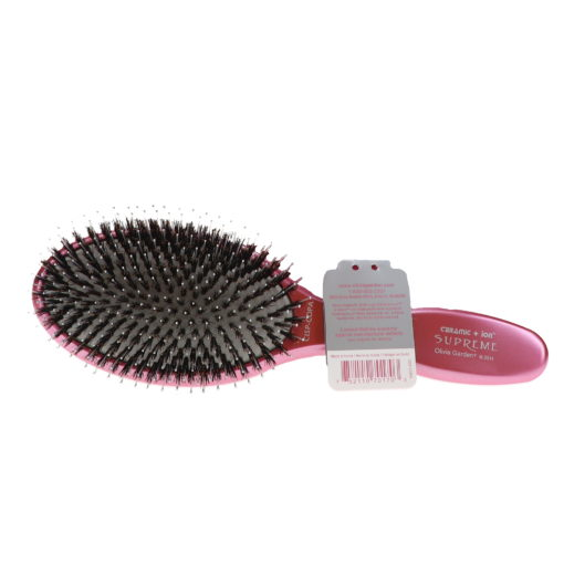 Olivia Garden Pink Collection Supreme Combo Brush