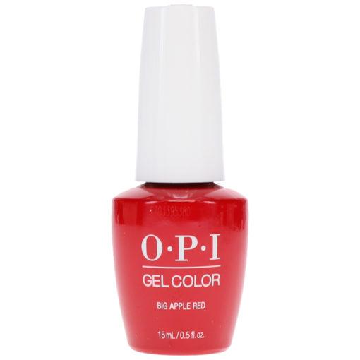 OPI GelColor Big Red Apple 0.5 oz
