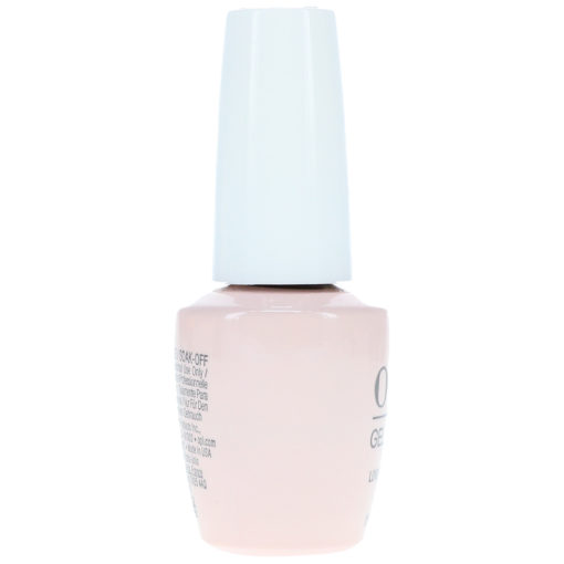 OPI GelColor Love In The Bare 0.5 oz