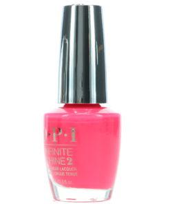 OPI Infinite Shine Strawberry Margarita 0.5 oz