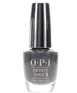 OPI Infinite Shine Strong Coal-ition 0.5 oz