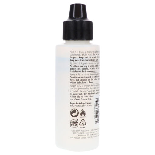 OPI Nail Lacquer Thinner 2 oz