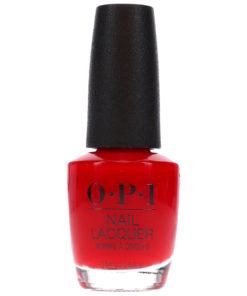 OPI Red Hot Rio 0.5 oz
