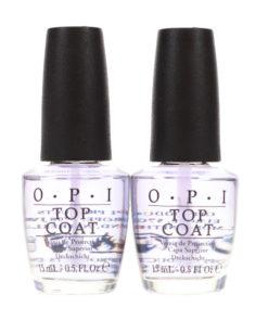 OPI Top Coat T30 0.5 oz 2 Pack