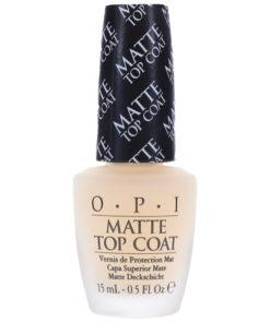 OPI Top Coat Matte 0.5 oz