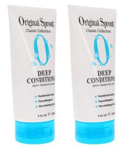 Original Sprout Deep Conditioner 4 oz 2 Pack