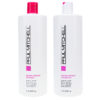 Paul Mitchell Super Strong Daily Shampoo 33.8 oz & Super Strong Daily Conditioner 33.8 oz Combo Pack