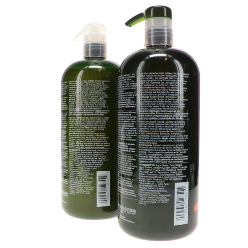 Paul Mitchell Tea Tree Special Color Liter Duo Set