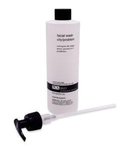 PCA Skin Facial Wash Oily Problem 16 oz