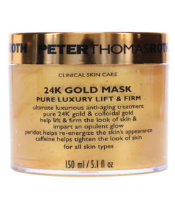 Peter Thomas Roth 24K Gold Mask Pure Luxury Lift & Firm Mask 5.1 oz
