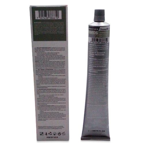 PRAVANA ChromaSilk Vivids Precious Metal Hair Color Smokey Silver 3 oz