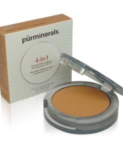 PUR 4 In 1 Pressed Mineral Makeup Medium Tan 0.28 oz