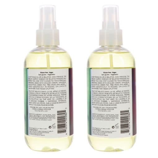 R+CO RELATIVE PARADISE Fragrance Spray 8.5 oz 2 Pack